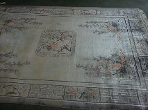 hand knotted area rugs