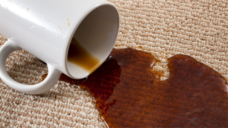 rug stain clean