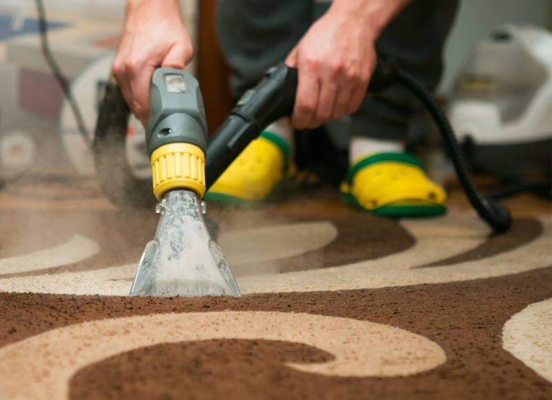 business commercial carpet cleaning