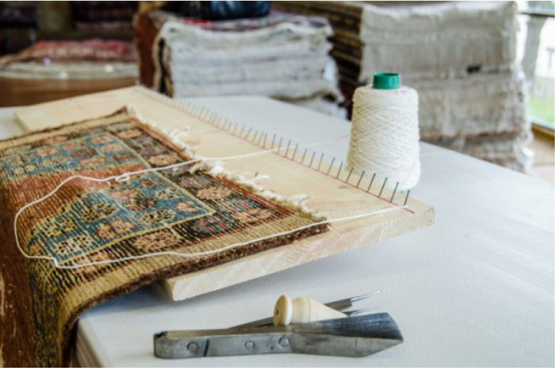 repair carpet patterns