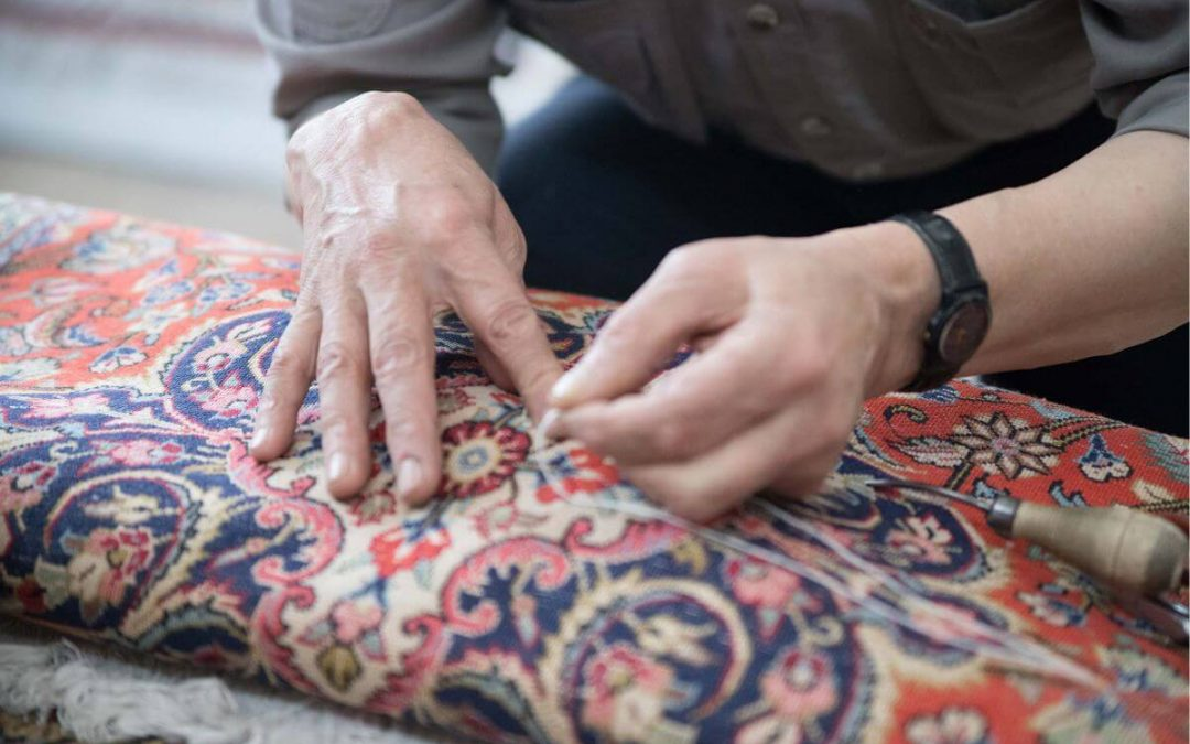 Can You Repair Carpets with Patterns?
